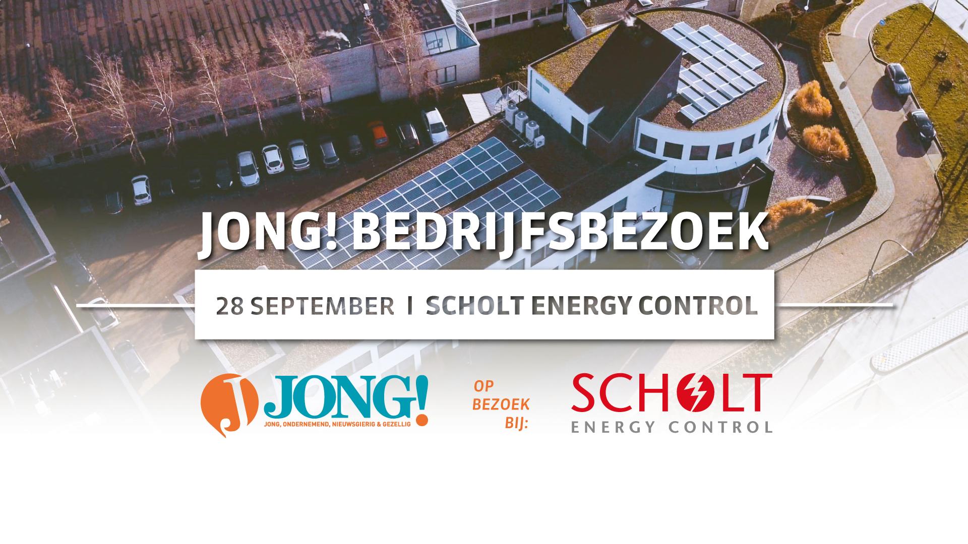 Bedrijfsbezoek Scholt Energy Control Valkenswaard 28-09-1