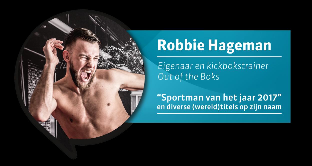 JONG! Valkenswaard Out Of The Boks 09-11 Robbie Hageman sprekersprofiel Buro Blanche